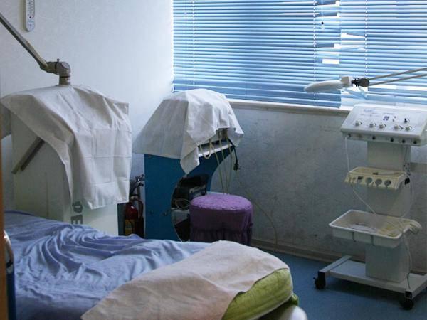 激光治疗室