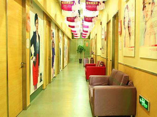 激光治疗区