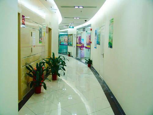 美容科走廊