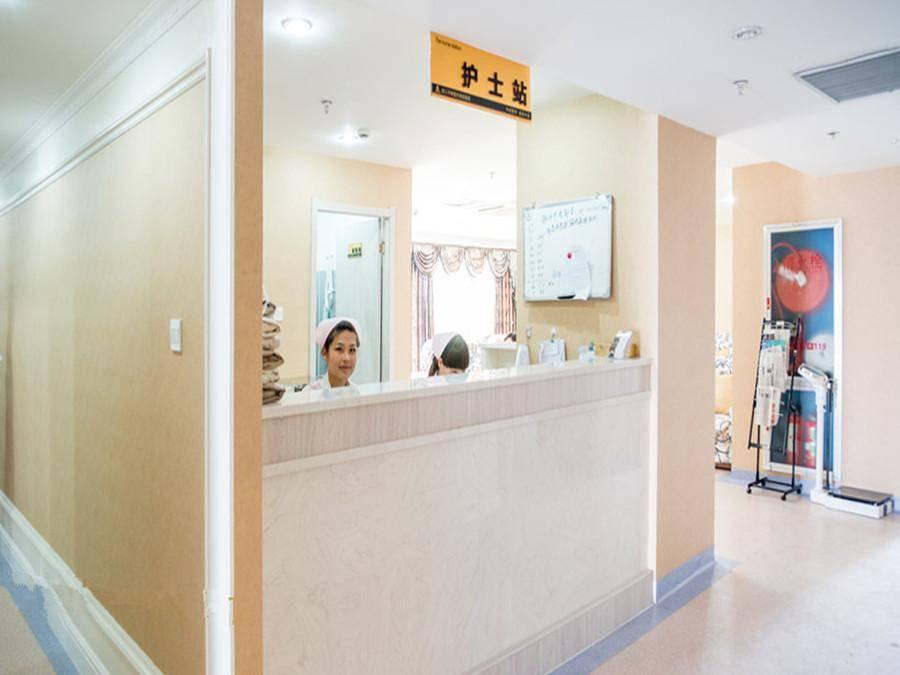 五楼护士站
