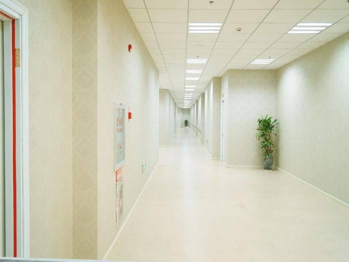 医院内部环境